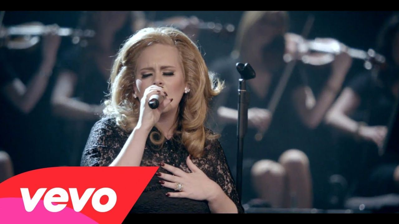 Adele Turning Tables Live At The Royal Albert Hall With