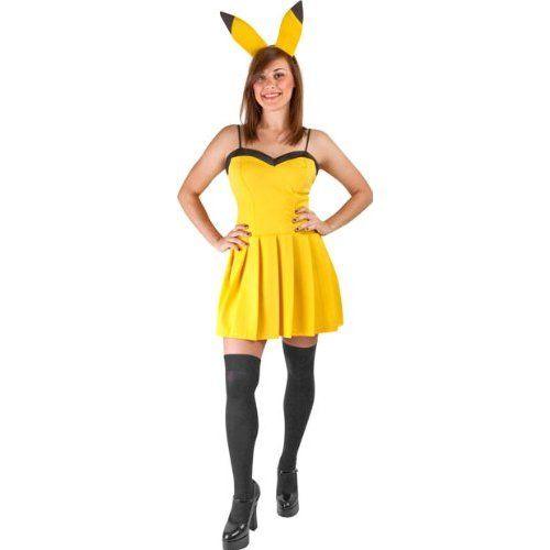 Sexy pikachu halloween costume