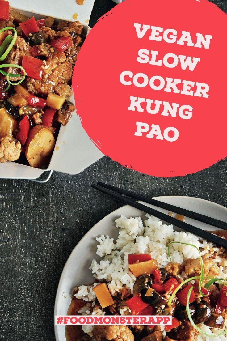 Slow Cooker Kung Pao Vegan In 2019 Best Vegan Recipes