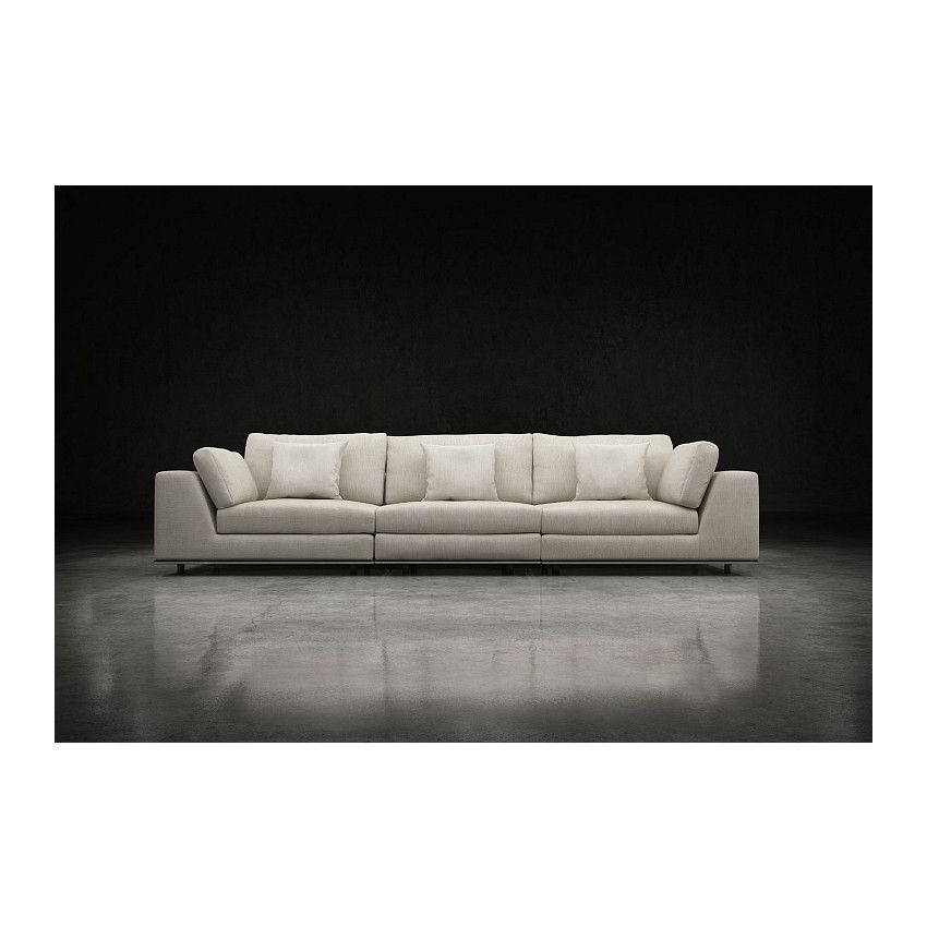 Modloft Perry Three Seat Sofa Sofa Modular Sofa