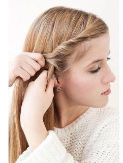 Peinados Paso A Paso Para Cabello Largo Peinados Pinterest