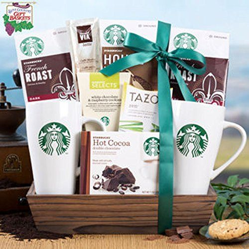{Quick and Easy Gift Ideas from the USA}  Starbucks® Holiday Favorites Coffee & Tea Gift Tray - COS http://welikedthis.com/starbucks-holiday-favorites-coffee-tea-gift-tray-cos #gifts #giftideas #welikedthisusa