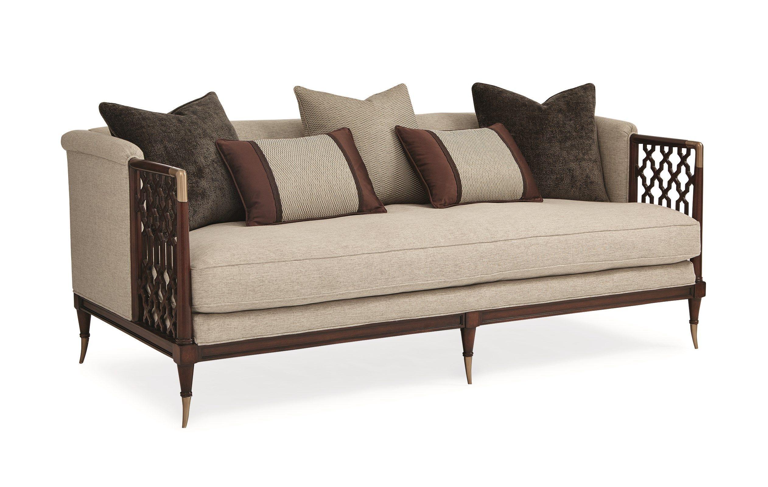 Uph Sofwoo 35b Jpg 2523 1601 Sofa Design Caracole Furniture Upholstered Sofa