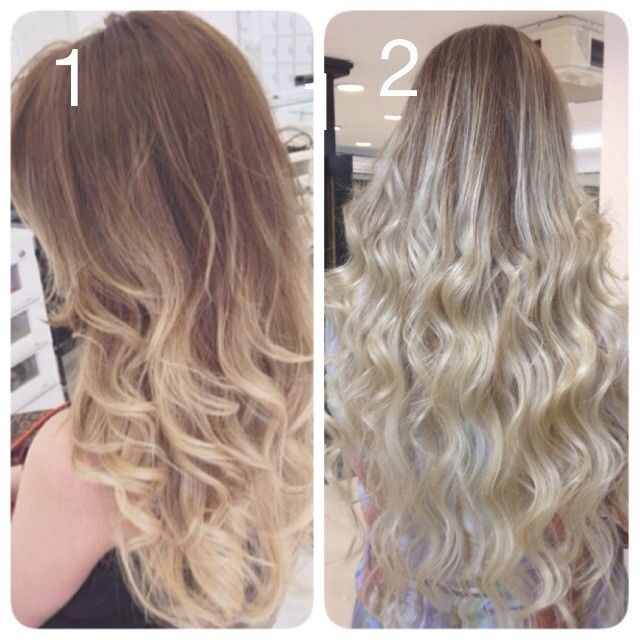 A diferença entre Californiana e Ombre Hair!!! Californiana uma técnica de  clareamento utilizada