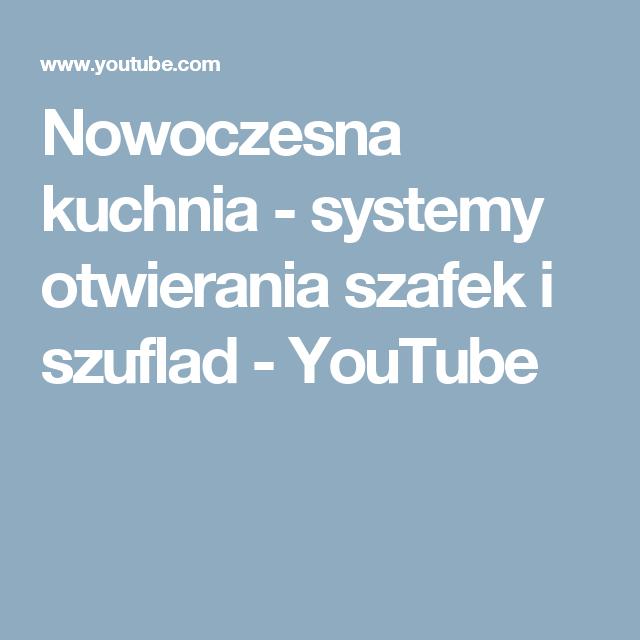 Kuchnia Youtube