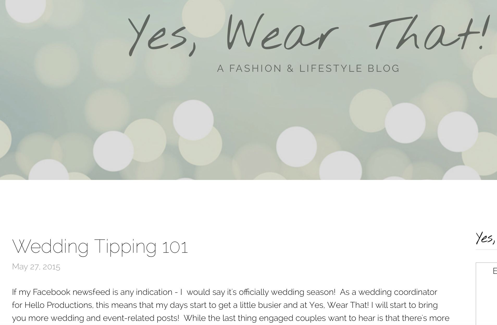 Confused About Who Or How Much To Tip Your Wedding Vendors Check Out