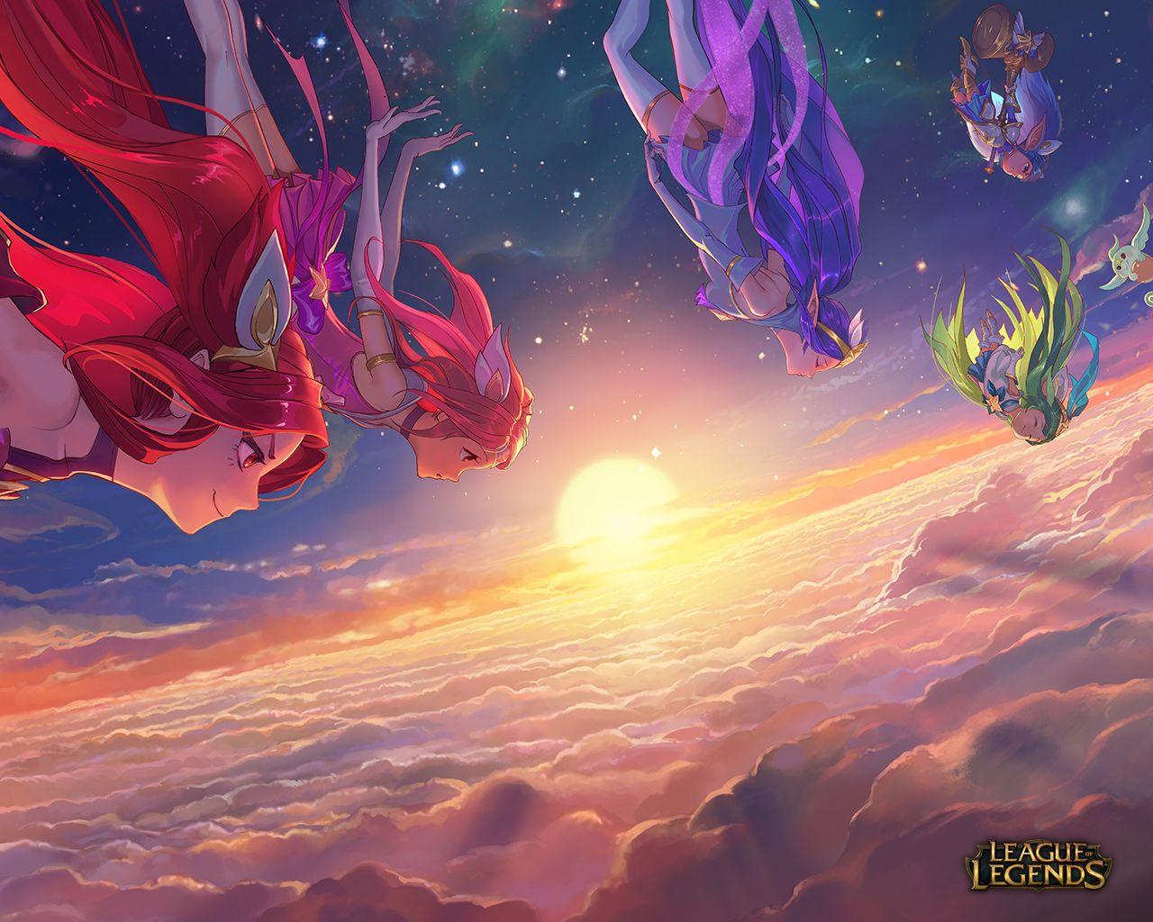 1280x1024 Jpg 1280 1024 Star Guardian Skins Star Guardian Jinx League Of Legends