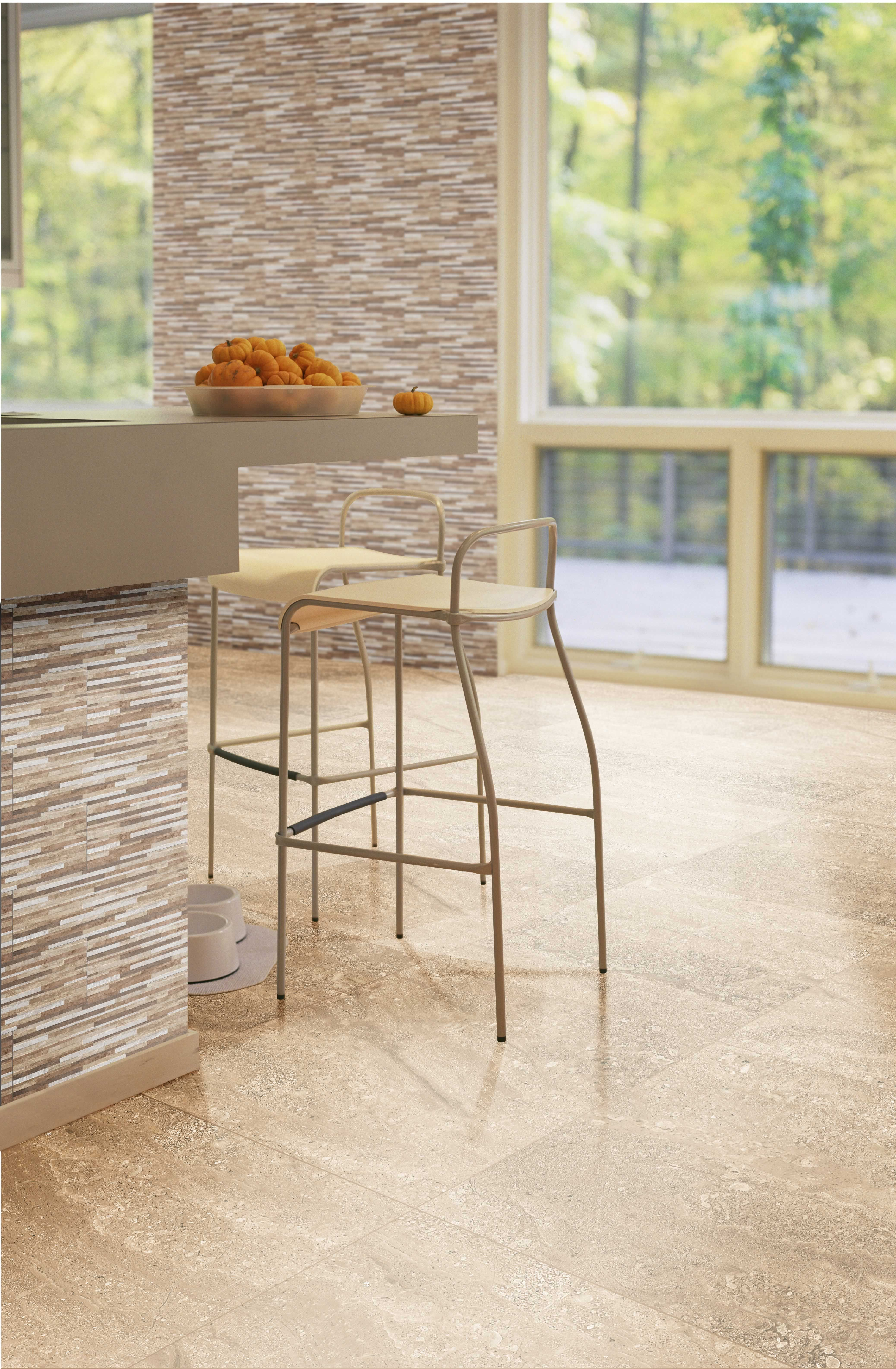 Espacios limpios frescos y modernos combiando pisos y for Pisos para cocheras y patios