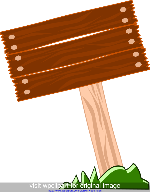 43++ Wooden sign clipart free ideas in 2021
