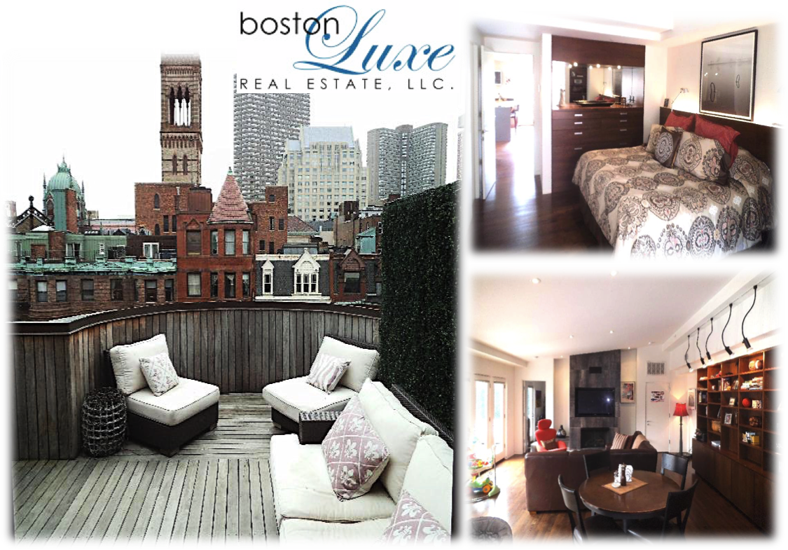 Just In Newbury Street Apartment With Roof Deck Beautiful Boston Apartment Available For Rent On Newbury Street 3 Boston Apartment Deck Views Newbury Street