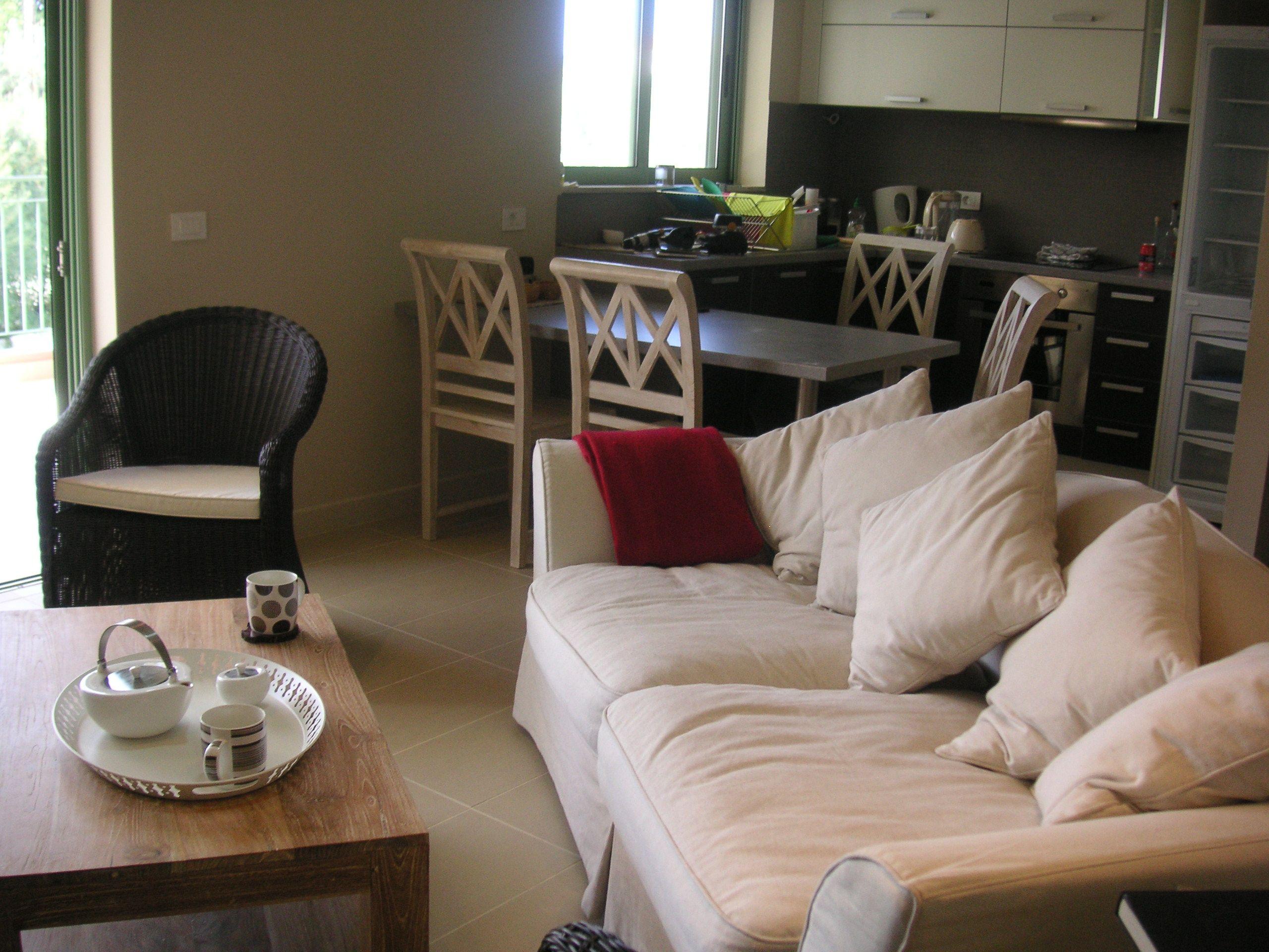Bright living spaces