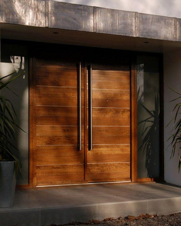 Front Door Inspiration: Top 45+ Contemporary Urban Front Doors Inspirations Ideas