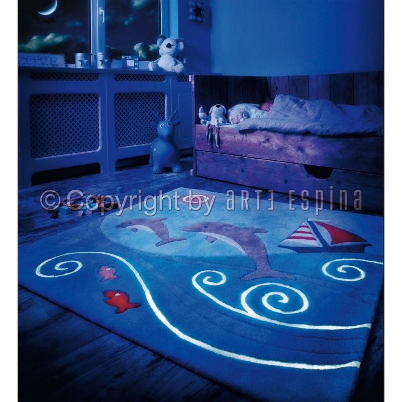 Glow In The Dark Carpet Not My Style But Love Idea