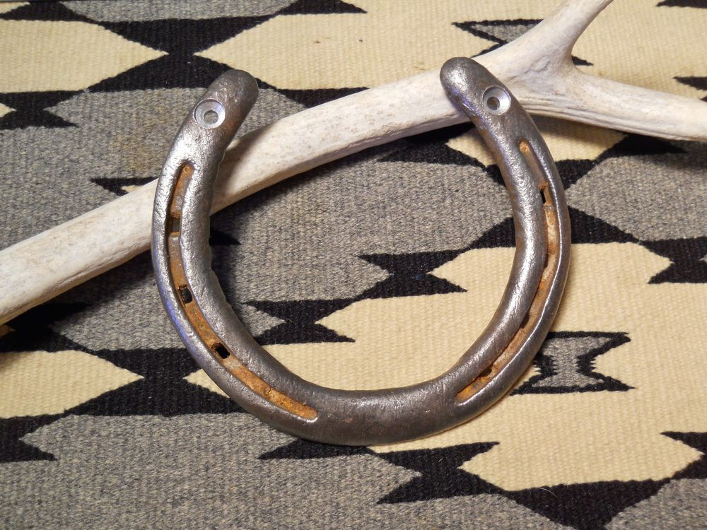 FOR SALE in Lone Raven Ranch eBay shop - please follow link.. http://www.ebay.com/usr/loneravenranch (subject to prior sale) Free Ship Lucky Texas Horseshoe Ready2Hang Cowgirl Cowboy USA Ranch Cabin Gift 8