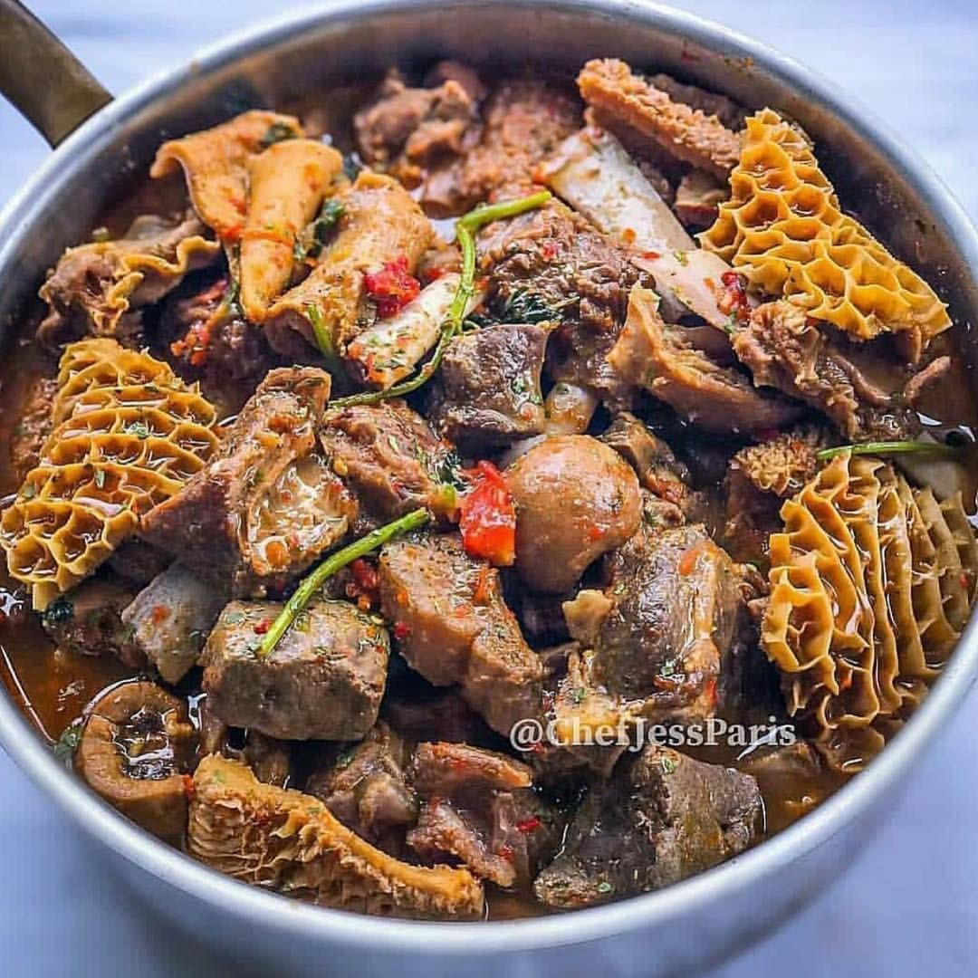 Image result for assorted pepper soup