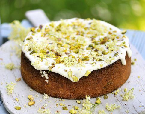 Jamie Oliver Lemon Yogurt Cake Recipe