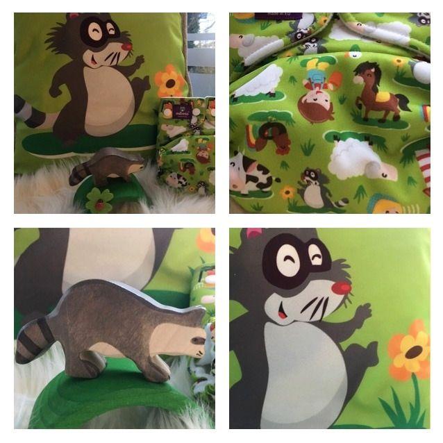 Die fröhlichen Kissen von Milovia bringen Farbe ins Kinderzimmer ...