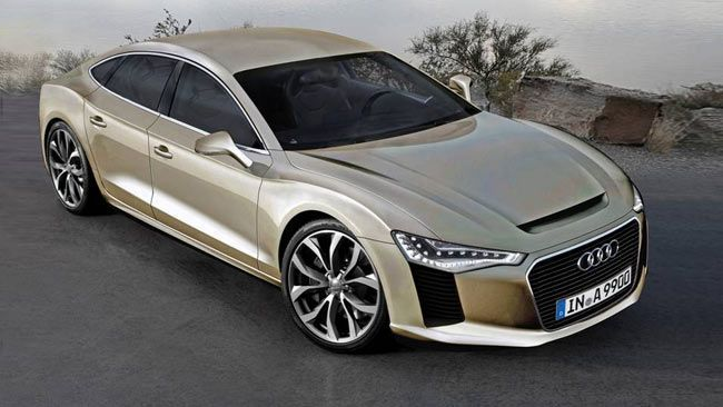 2015 Audi A9 Review - Top Speed