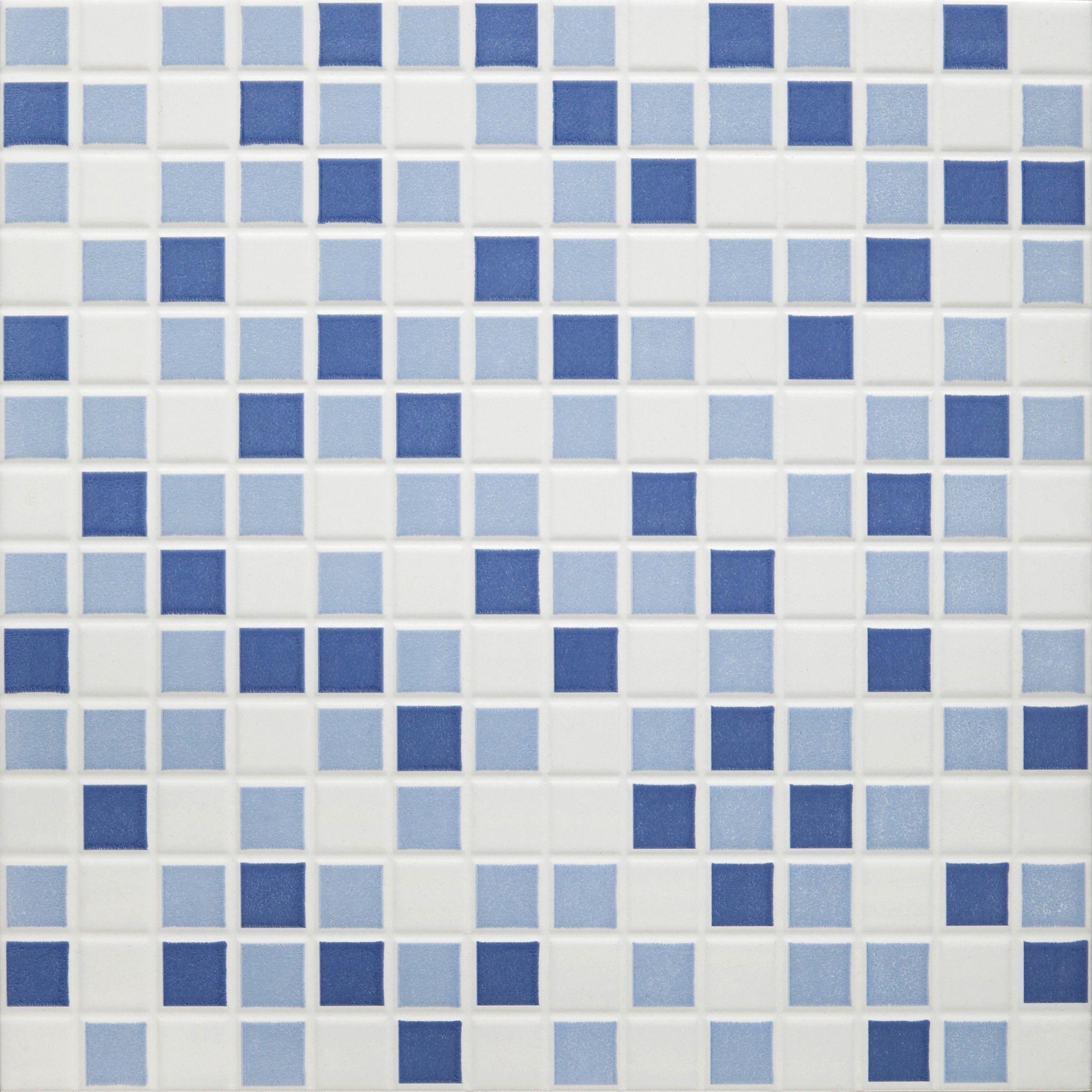 Piso aqua mix blue 33x33 casa interiores pisos for Muestras de azulejos