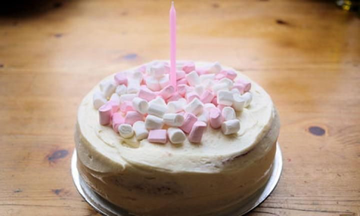 6 ohsoeasy birthday cakes Birthday cakes Marshmallow and Cake