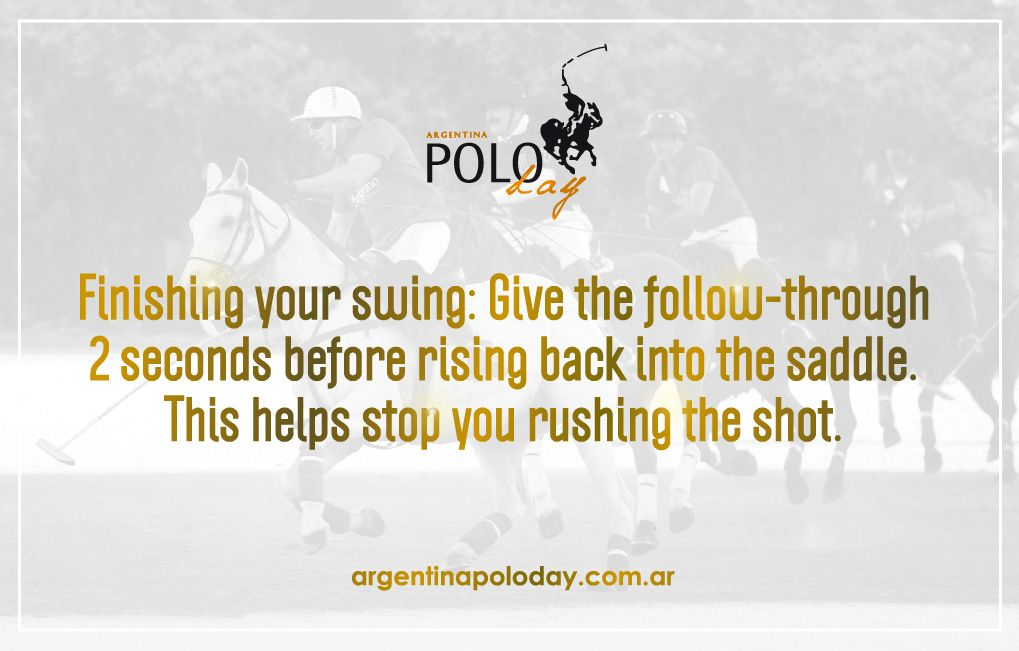 Get the chance to be a better player. Iniciate, practice, improve your skills and Play Polo every day of the Year in our exclusive Polo Club #PoloTips #PoloSkills #BeAPoloPlayer #BeAPro #PoloLessons #PlayPolo