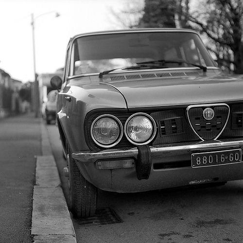 Alfa Romeo Giulia Nuova Super 1600