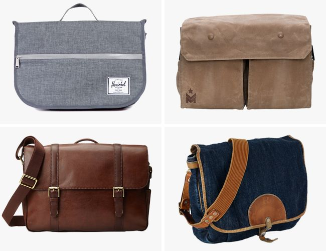 e5d4a5dd1 Looking for a new bag to commute to work with? We've selected the 20 best  messenger bags for men.