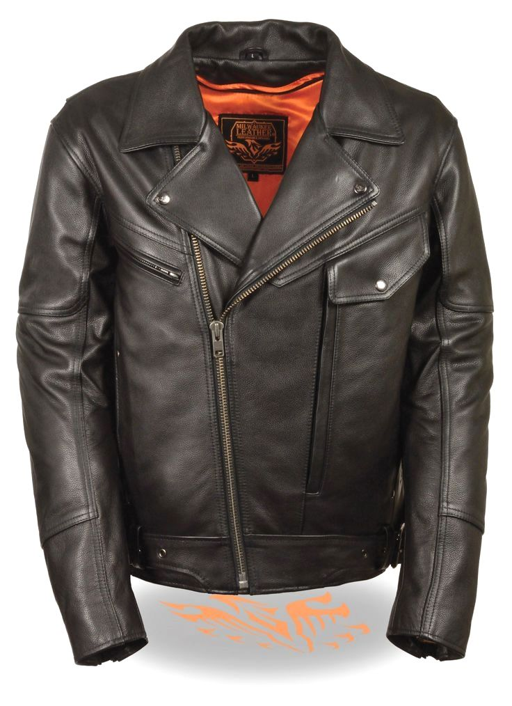 Men's leather jacket. Jackets really are a crucial component to every man's  clothing collection. Men need outdoor jackets for a variety of occasion…