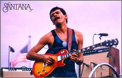 Santana and Boogie amp