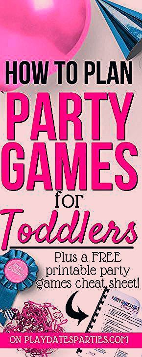 Photo of Kids Party Games Toddler ` Kids Party Games