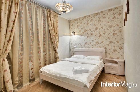 Дизайн спальни в хрущевке - 10 фото интерьеров, отделка и ...