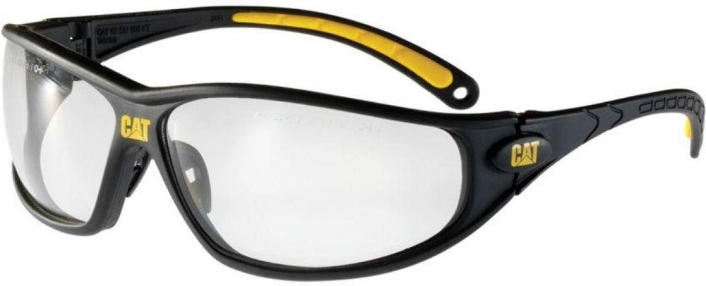 Caterpillar shop eyewear safety glasses tread clear lens