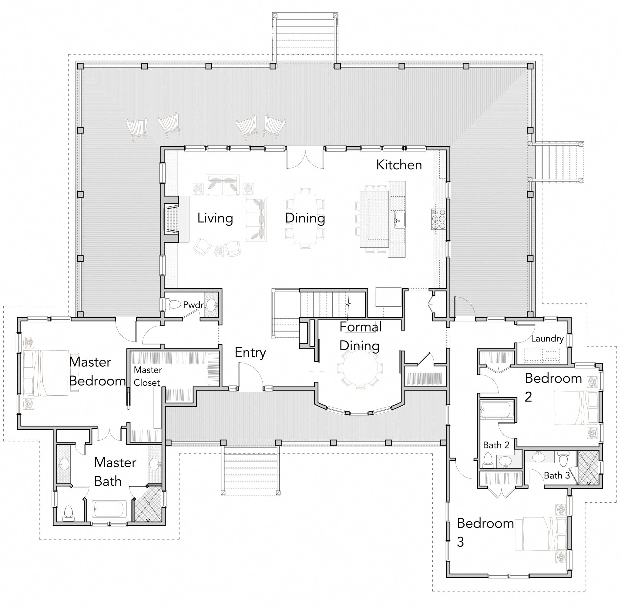 Farmhouse Porch Design Have A Peek At This Web Site Porch House Plans Barndominium Floor Plans House Plans