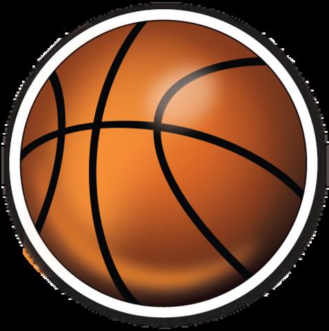 Basketball And Hoop Basketball Emoji Emoji Stickers Basketball