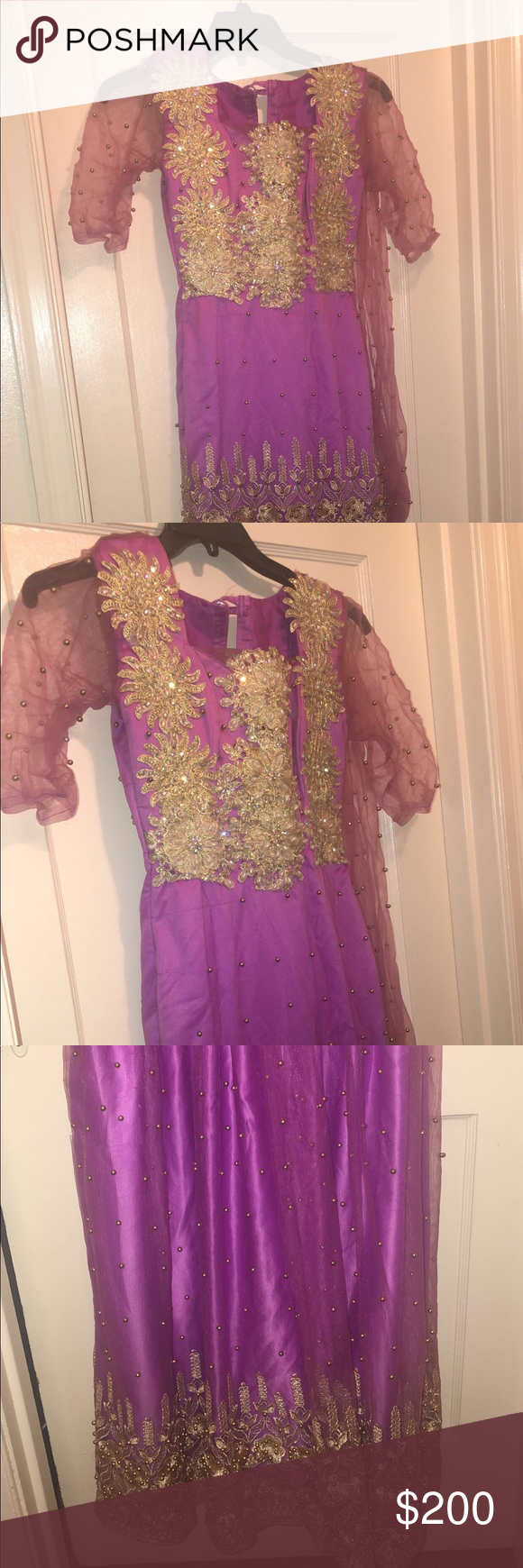 Women Maxi dress Traditional Maxi Nigerian dress  Excellent condition  Custom made  Originally made for: $950 Fabric from Dubai Dresses Maxi #nigeriandressstyles