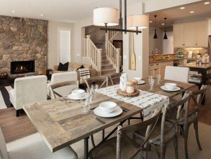 Quelles pierres de parement choisir pour votre pi ce - Comment decorer sa salle a manger ...