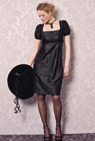 6abdb9ff4e1e87 Kleid kleines schwarzes | Nähen | Pinterest | Dresses, Sewing und ...