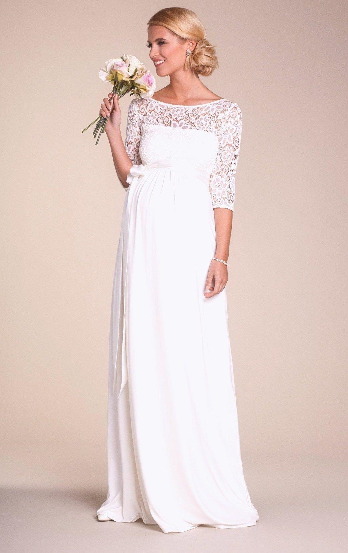 e58ec23d15e7a 70+ Wedding Dress for Pregnant Brides Ideas 67 | Wedding | Wedding ...