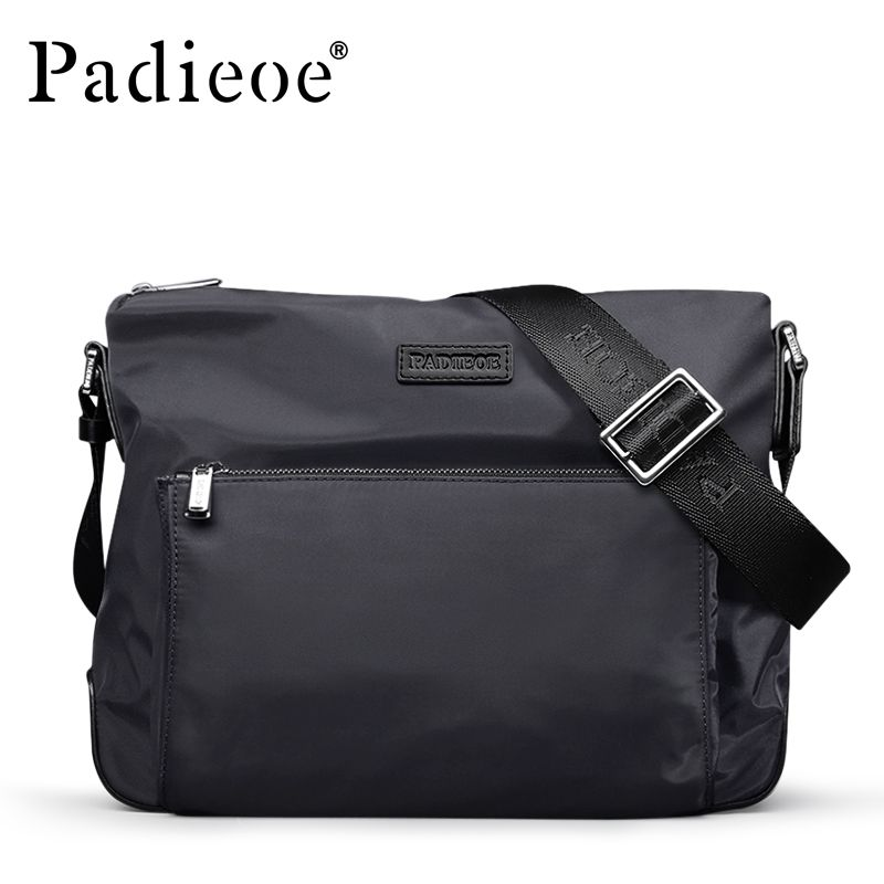 Bag · Padieoe 2017 Hot Sale Men s Durable Nylon Shoulder Bag Casual  Waterproof Crossbody Bags ... d5d8bf683037d