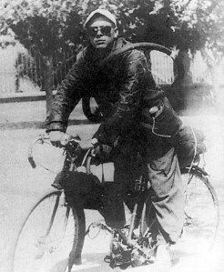 Famous People On Bikes Urban Simplicty Ernesto Che Belstaff Bicycle