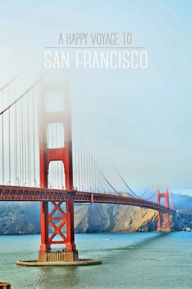 From Place To Space: San Francisco via Happy Interior Blog