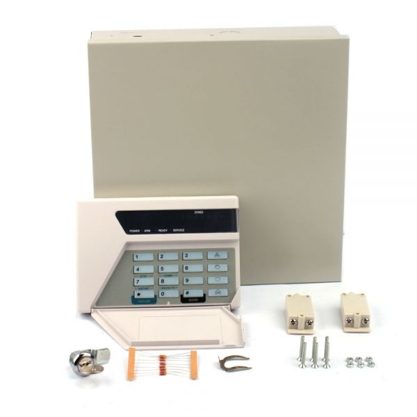 8 Zone Multi Function Home And Business Security Burglar Alarm