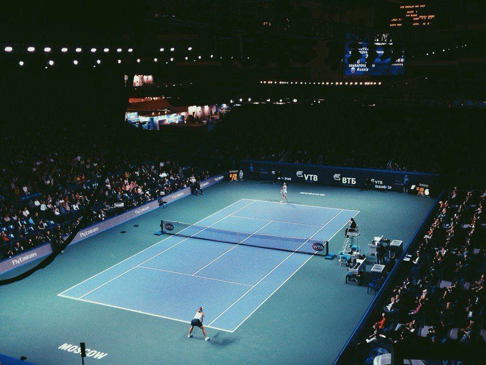 Pin Von Chrissy Auf Tennis
