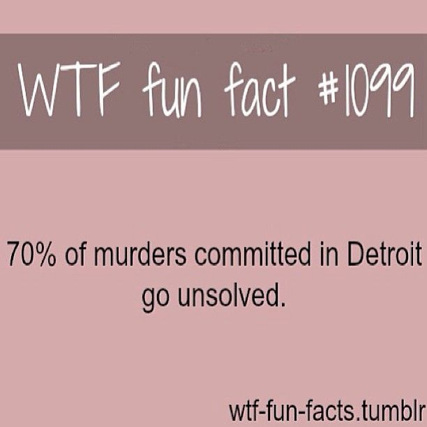 It's funny because I go there every year. And there was Unsolved murder at the apartment building next door