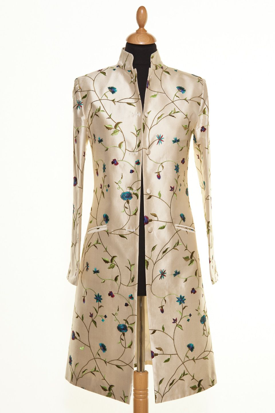 Womens Silk and Cashmere Coats, Jackets, Wedding Wear | Shibumi