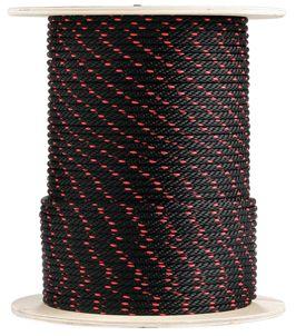 Solid Braid Polypropylene Rope Marine Rope Polypropylene Shock Cord