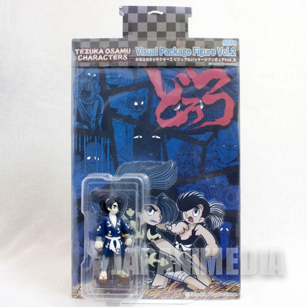 Dororo Hyakkimaru Visual Package Figure Osamu Tezuka Japan Anime Manga Anime Figures Manga