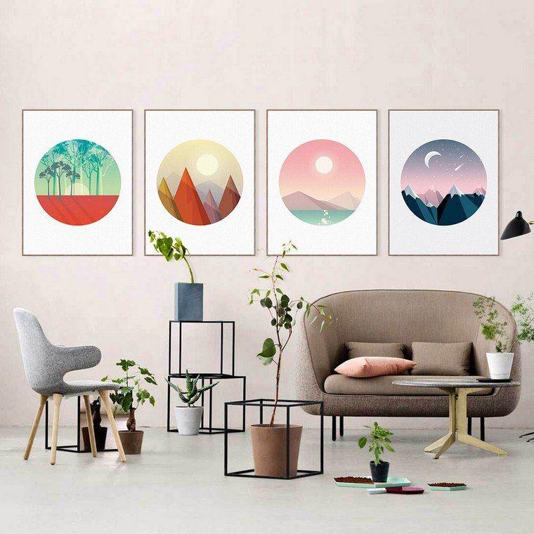 Décorer un mur  sélection de quelques idées de décoration murale
