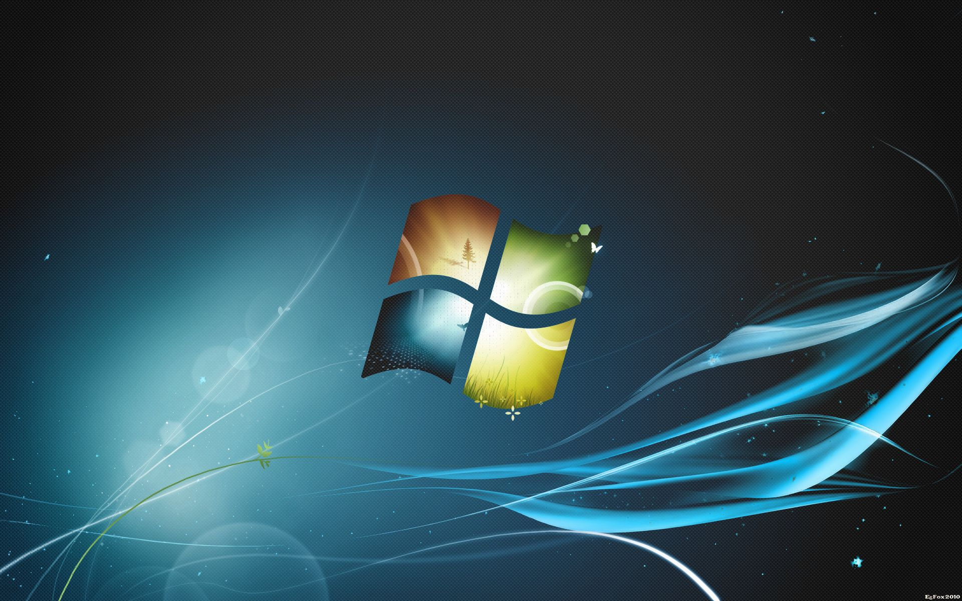 Sick windows wallpaper