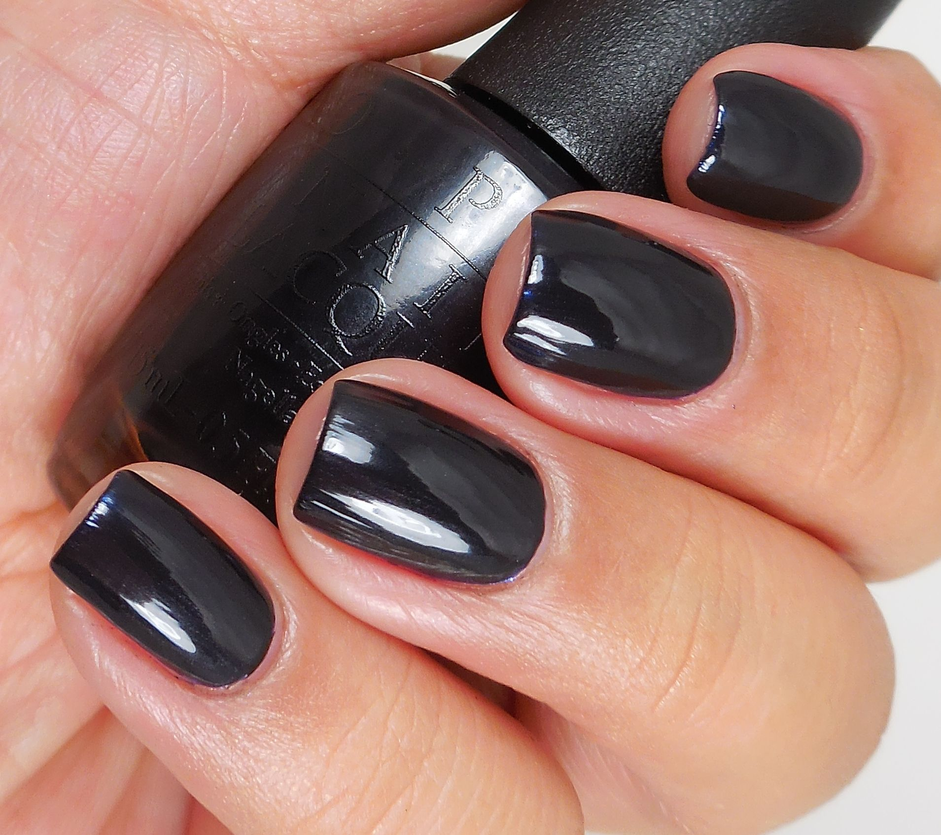 OPI: ⭐ My Gondola Or Yours? ⭐... a dark creme nail polish from the ...
